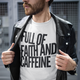 Full of Faith and Caffeine