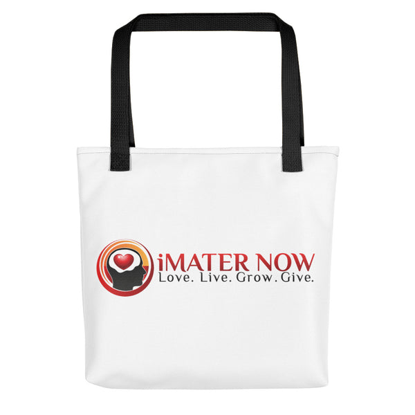 iMATER NOW Tote bag