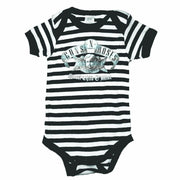Guns N' Roses Sweet Child Black/White Onesie