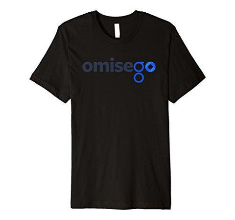 OmiseGo (OMG) Cryptocurrency Tshirt
