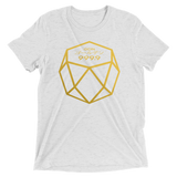 Her GOLDEN (GDN) Tri-Blend Short sleeve t-shirt
