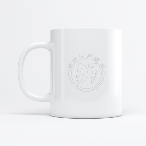 D1  11oz Mug - 2 Pieces Pack TESTING