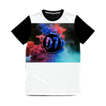 D1 Launch Sublimation Panel Tee