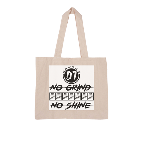 Days Large Organic Tote Bag