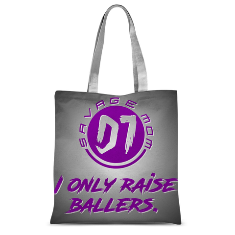 Ballers Only  Classic Sublimation Tote Bag