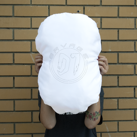 D1  Giant Face Cushion