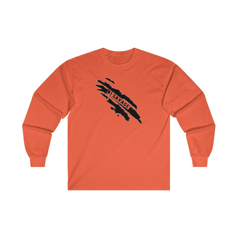 Savage Drip Long Sleeve Tee