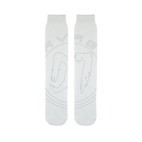 D1  Sublimation Tube Sock