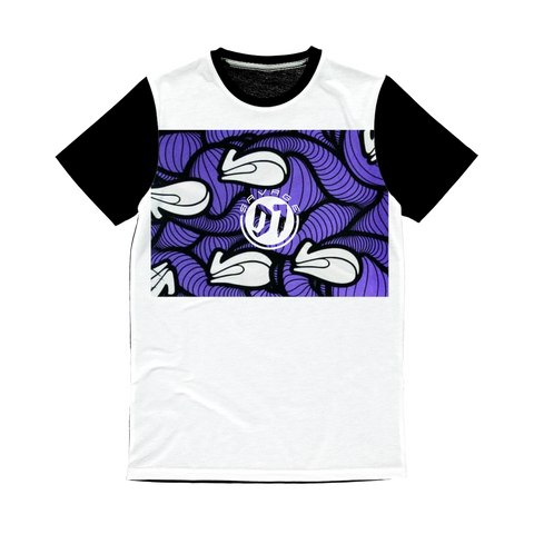 Sublimation Panel Tee