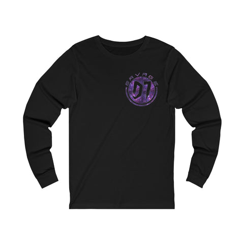 Galaxy Long Sleeve Tee