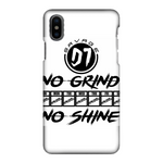 Days Fully Printed Matte Phone Case