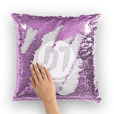 D1  Sequin Cushion Cover