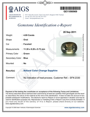 8800461-oval-deep-yellow-green-changing-to-brownish-green-aigs-madagascar-natural-color-change-sapphire-4.69-ct
