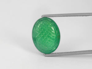 8800305-carved-lively-green-zambia-natural-emerald-7.48-ct