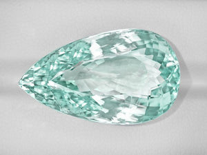 8801970-pear-lustrous-neon-greenish-blue-igi-mozambique-natural-paraiba-tourmaline-40.50-ct