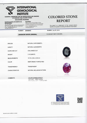 8803111-oval-lustrous-deep-green-changing-to-purple-red-grs-igi-india-natural-alexandrite-3.19-ct