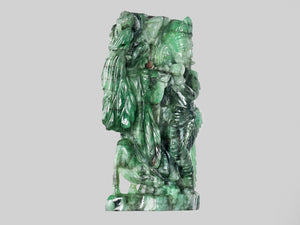 8801144-carved-green-gii-zambia-natural-emerald-399.41-ct