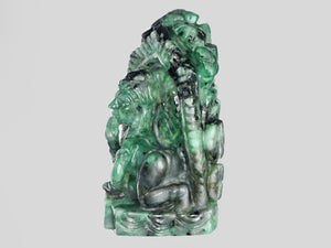 8801145-carved-green-gii-zambia-natural-emerald-745.34-ct
