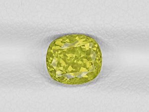 8801131-cushion-lustrous-yellowish-green-igi-india-natural-chrysoberyl-1.13-ct