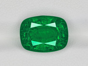 8803108-cushion-rich-velvety-royal-green-grs-zambia-natural-emerald-5.39-ct