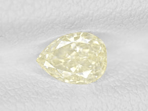 "8801786-pear-""k""-on-a-scale-of-""d""-to-""z""-igi-south-africa-natural-white-diamond-0.45-ct"
