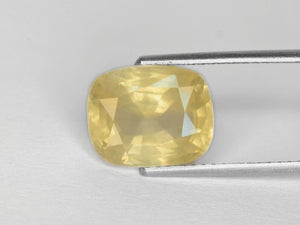 8800282-cushion-velvety-pale-yellow-igi-sri-lanka-natural-yellow-sapphire-11.37-ct