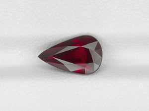 8800010-pear-deep-pigeon-blood-red-grs-mozambique-natural-ruby-4.07-ct