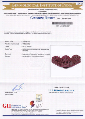 8800837-carved-maroonish-red-gii-india-natural-ruby-210.39-ct