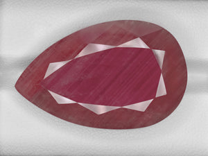8801232-pear-pinkish-orangish-red-gii-liberia-natural-ruby-56.76-ct