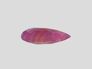 8801240-pear-pinkish-red-with-orange-staining-gii-guinea-natural-ruby-25.33-ct