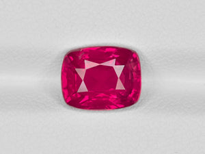 8801267-cushion-fiery-rich-pinkish-red-grs-mozambique-natural-ruby-3.09-ct
