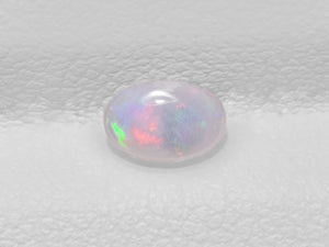8801429-cabochon-grey-with-multi-color-flashes-igi-australia-natural-white-opal-0.33-ct