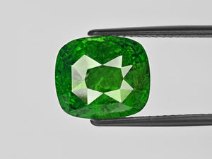 8801371-cushion-fiery-vivid-green-grs-kenya-natural-tsavorite-garnet-11.72-ct