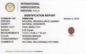 8801487-oval-dark-brownish-red-igi-sri-lanka-natural-hessonite-garnet-8.25-ct