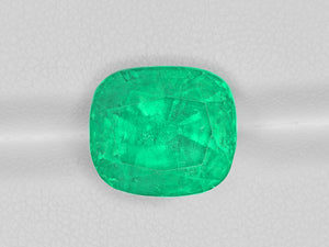 8802607-cushion-intense-green-grs-colombia-natural-emerald-8.85-ct