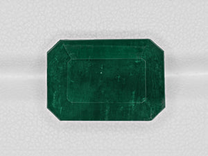 8802610-octagonal-dark-greyish-green-grs-zambia-natural-emerald-22.51-ct