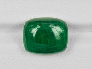 8802178-cabochon-intense-royal-green-igi-zambia-natural-emerald-10.94-ct