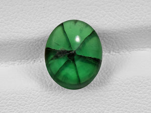 8802206-cabochon-lively-intense-green-with-black-spokes-gia-colombia-natural-trapiche-emerald-4.02-ct