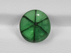 8802208-cabochon-lively-intense-green-with-black-spokes-gia-colombia-natural-trapiche-emerald-3.69-ct