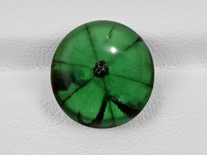 8802210-cabochon-deep-green-with-black-spokes-gia-colombia-natural-trapiche-emerald-9.14-ct