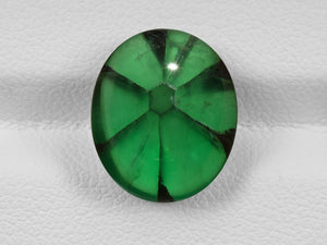 8802211-cabochon-deep-green-with-black-spokes-gia-colombia-natural-trapiche-emerald-7.09-ct