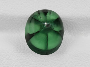 8802212-cabochon-deep-green-with-black-spokes-gia-colombia-natural-trapiche-emerald-3.91-ct