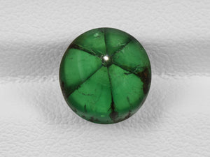 8802213-cabochon-deep-green-with-black-spokes-gia-colombia-natural-trapiche-emerald-4.81-ct