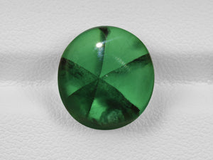 8802214-cabochon-deep-green-with-black-spokes-gia-colombia-natural-trapiche-emerald-8.17-ct