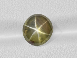 8802181-cabochon-deep-brownish-green-igi-sri-lanka-natural-fancy-star-sapphire-3.89-ct