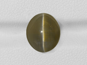 8802535-cabochon-greenish-brown-igi-india-natural-chrysoberyl-cat's-eye-6.75-ct