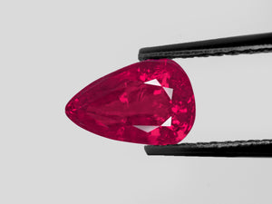 8802841-pear-fiery-neon-pinkish-red-grs-mozambique-natural-ruby-2.00-ct
