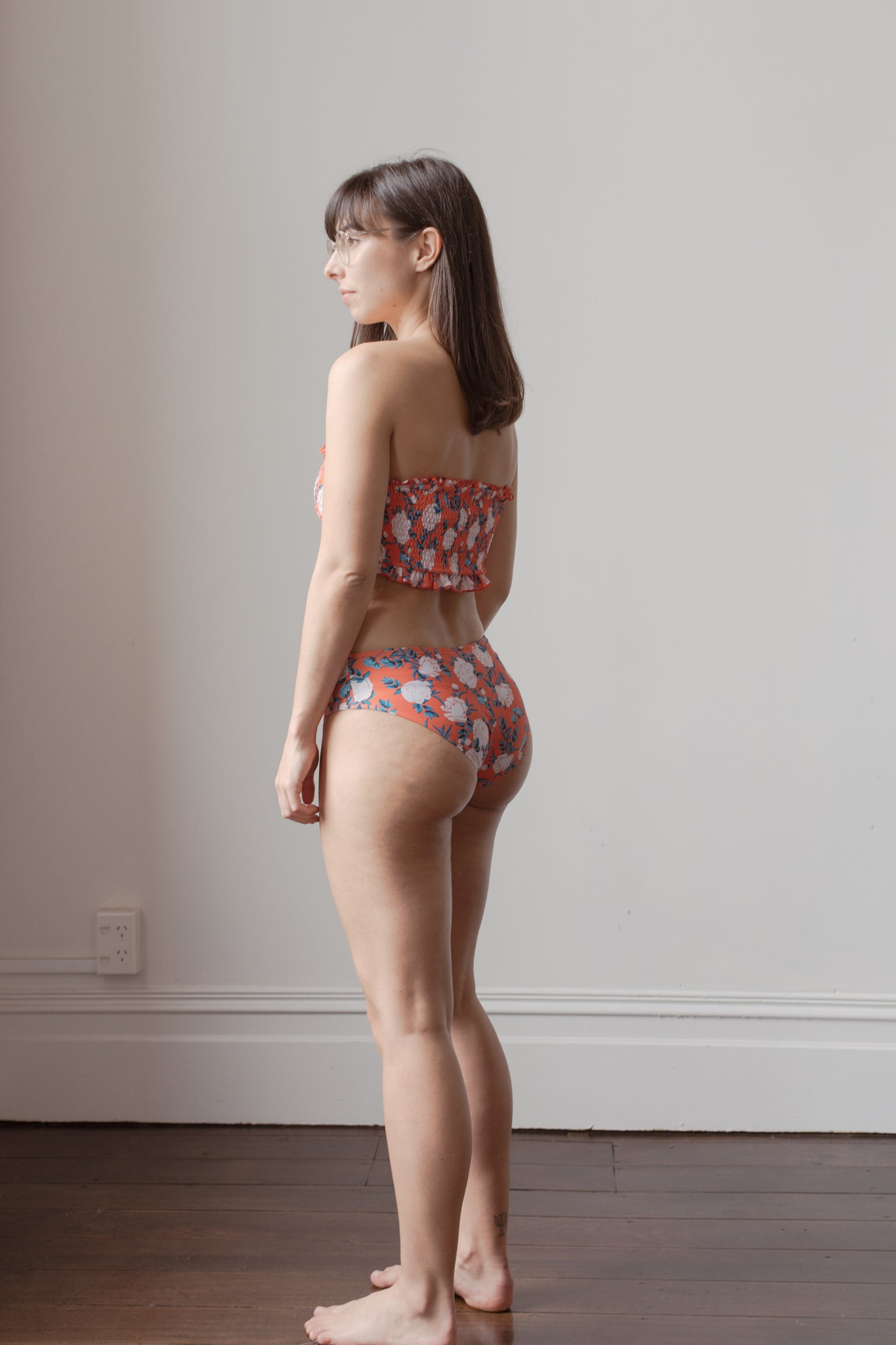 Hatha Brief / Floral
