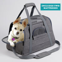 Dog cat Carrier Portable Pet Backpack Messenger Cat