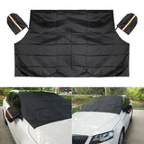 Universal Sunshades Protector Mat Frost Snow Ice Shield Shade Magnetic Cover